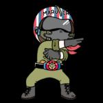 "<span class=""fz-12px"">管理人の<br>マルちゃん仮面</span>"