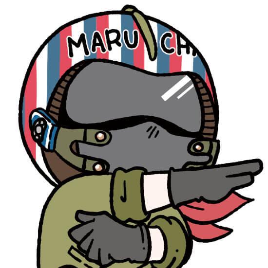 マルちゃん仮面